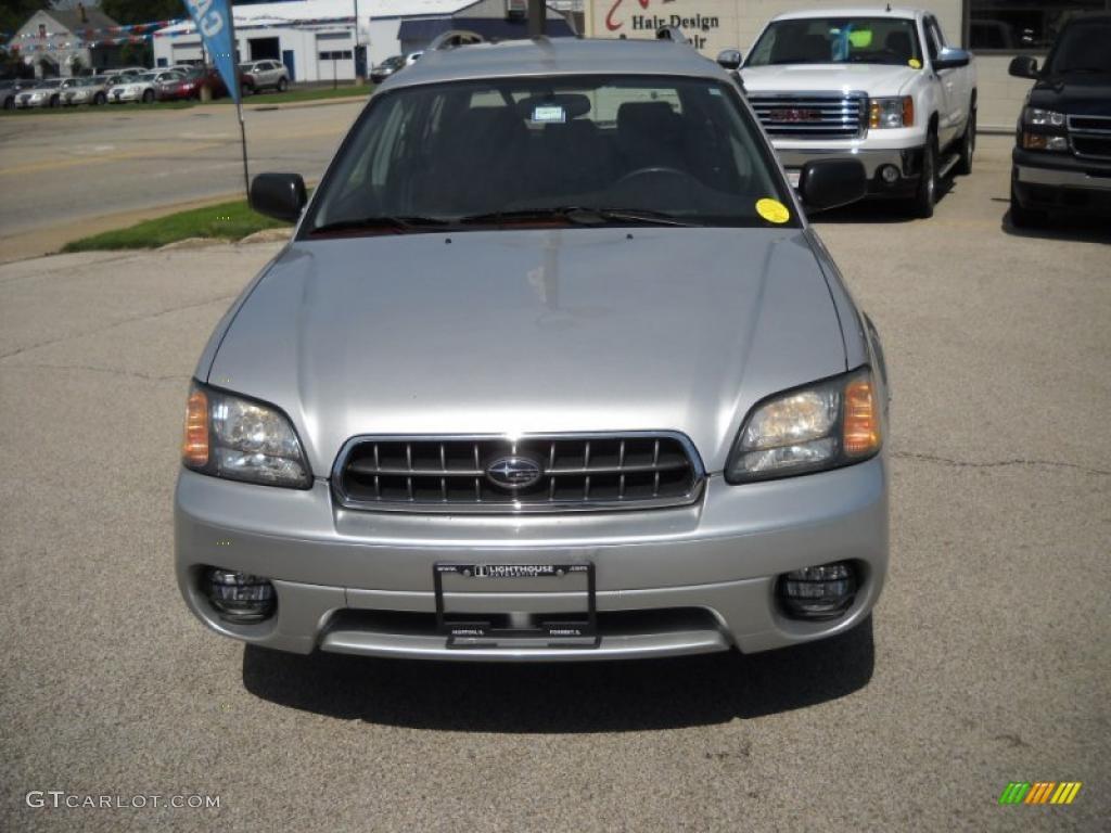 2004 silver stone metallic subaru outback wagon 30214484 photo 4 2004 outback wagon silver stone metallic gray photo 4 vanachro Image collections