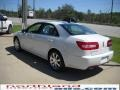 2008 White Suede Lincoln MKZ AWD Sedan  photo #3