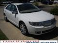 2008 White Suede Lincoln MKZ AWD Sedan  photo #15
