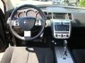 2007 Super Black Nissan Murano S AWD  photo #33