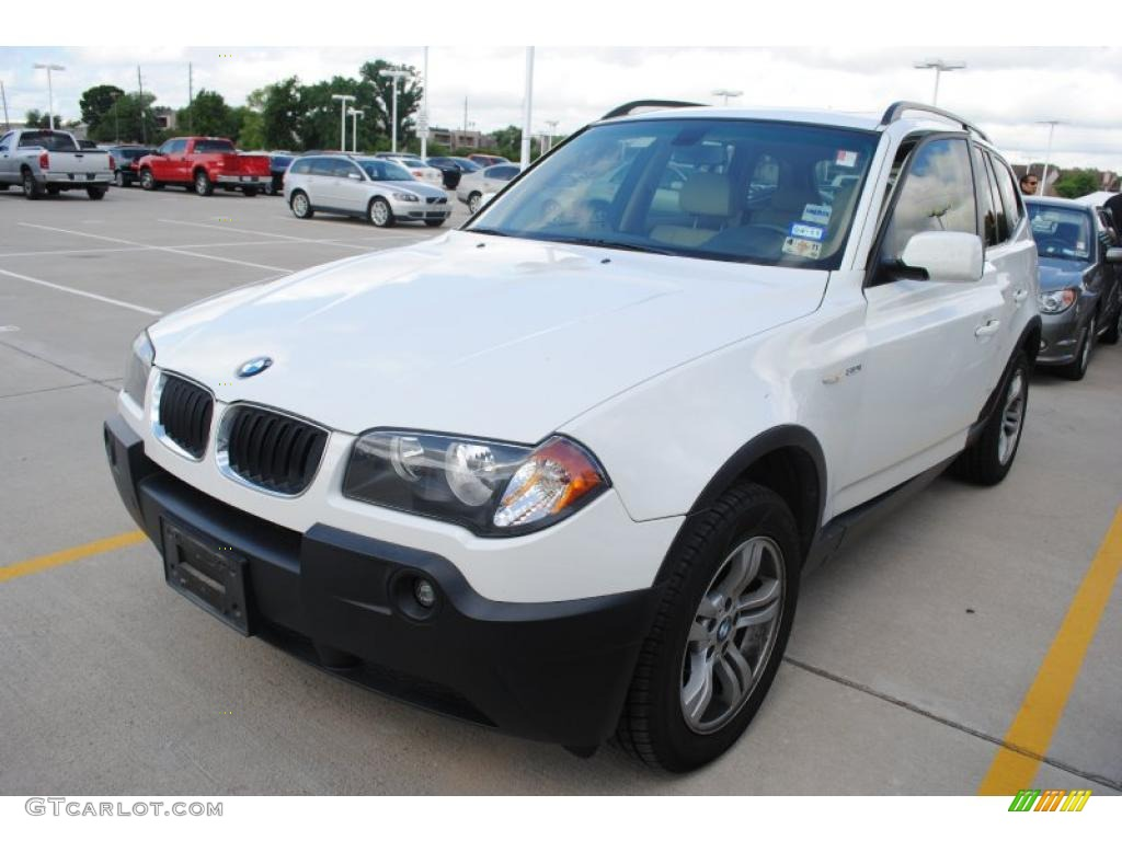 2005 alpine white bmw x3 30281287 car color galleries. Black Bedroom Furniture Sets. Home Design Ideas