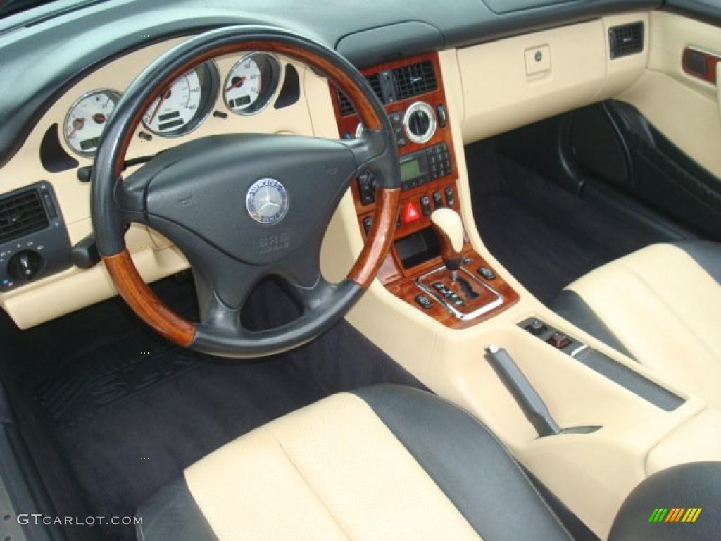 2003 Alabaster White Mercedes Benz Slk 320 Roadster 30280888 Photo 13 Car