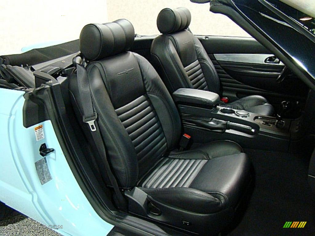 2003 ford thunderbird premium roadster interior photos gtcarlot com - 2003 Thunderbird Premium Roadster Desert Sky Blue Black Ink Photo 13