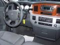 2006 Mineral Gray Metallic Dodge Ram 1500 Laramie Quad Cab 4x4  photo #14