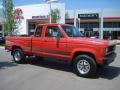 Red 1987 Ford Ranger Gallery
