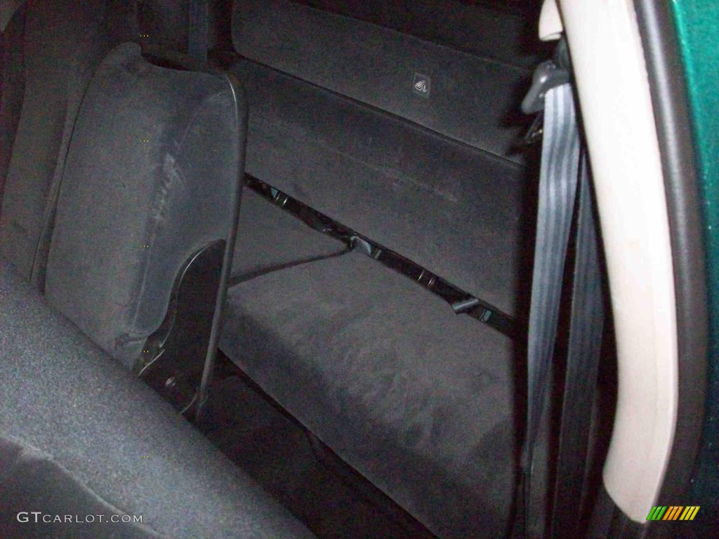 2004 Dakota SLT Club Cab 4x4 - Timberline Green Pearl / Dark Slate Gray photo #6