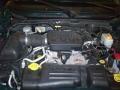 2004 Timberline Green Pearl Dodge Dakota SLT Club Cab 4x4  photo #15