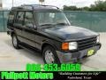 Beluga Black 1994 Land Rover Discovery Gallery