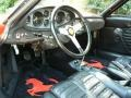 1974 Dino Black Interior