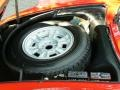 1974 Dino 246 GTS Trunk