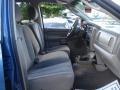 2002 Atlantic Blue Pearl Dodge Ram 1500 SLT Quad Cab  photo #12