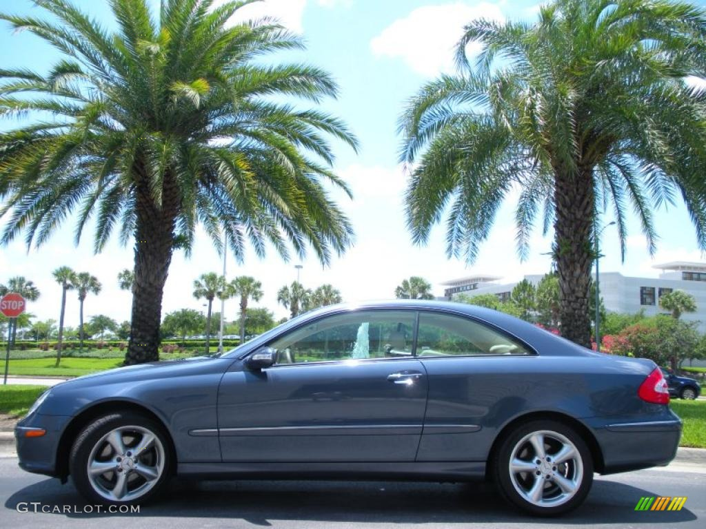 2005 mercedes benz clk320 coupe for Mercedes benz clk 2005