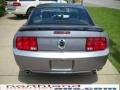 2007 Tungsten Grey Metallic Ford Mustang GT Premium Coupe  photo #3