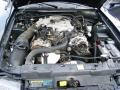 2003 True Blue Metallic Ford Mustang V6 Convertible  photo #15