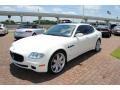 Bianco White 2007 Maserati Quattroporte Gallery