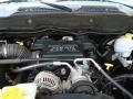 2006 Brilliant Black Crystal Pearl Dodge Ram 1500 SLT Quad Cab  photo #27