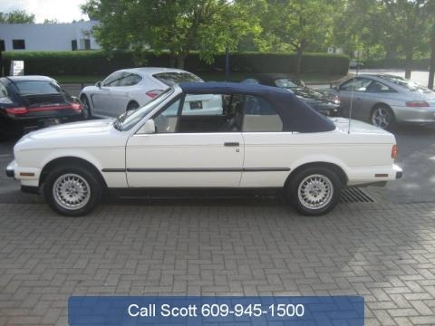 88 Bmw 325i Convertible. 1988 BMW 3 Series 325i
