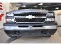 2006 Graystone Metallic Chevrolet Silverado 1500 LS Extended Cab  photo #2