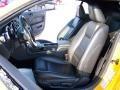 2007 Grabber Orange Ford Mustang V6 Deluxe Convertible  photo #9