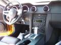 2007 Grabber Orange Ford Mustang V6 Deluxe Convertible  photo #12
