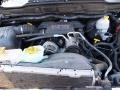 2008 Brilliant Black Crystal Pearl Dodge Ram 1500 Big Horn Edition Quad Cab 4x4  photo #6