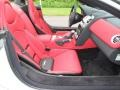 2009 SLR McLaren Roadster 300SL Red Interior