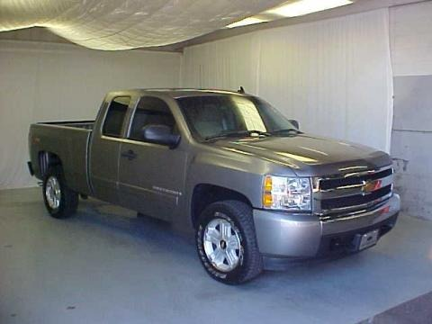 2007 chevrolet silverado 1500 lt z71 extended cab data. Black Bedroom Furniture Sets. Home Design Ideas
