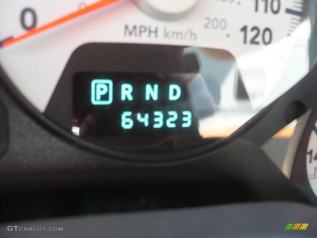 2007 Ram 3500 Laramie Quad Cab 4x4 - Inferno Red Crystal Pearl / Medium Slate Gray photo #14