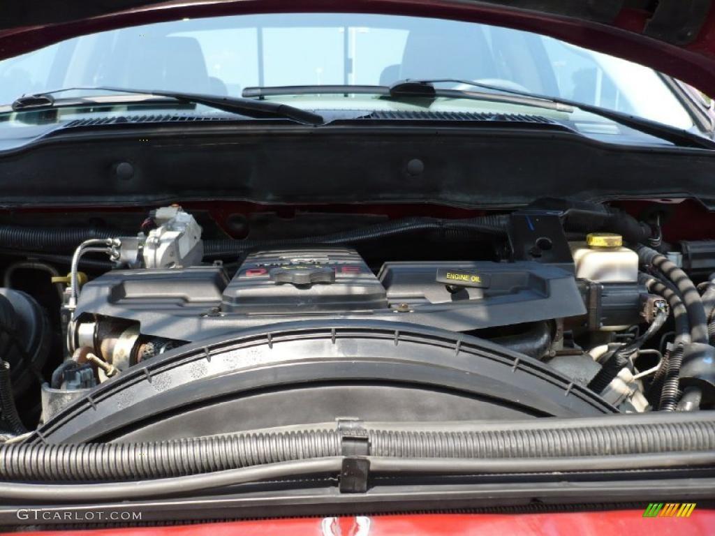 2007 Ram 3500 Laramie Quad Cab 4x4 - Inferno Red Crystal Pearl / Medium Slate Gray photo #26
