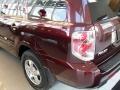 2007 Dark Cherry Pearl Honda Pilot EX 4WD  photo #6