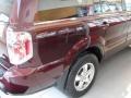 2007 Dark Cherry Pearl Honda Pilot EX 4WD  photo #8