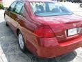 Moroccan Red Pearl - Accord SE Sedan Photo No. 7