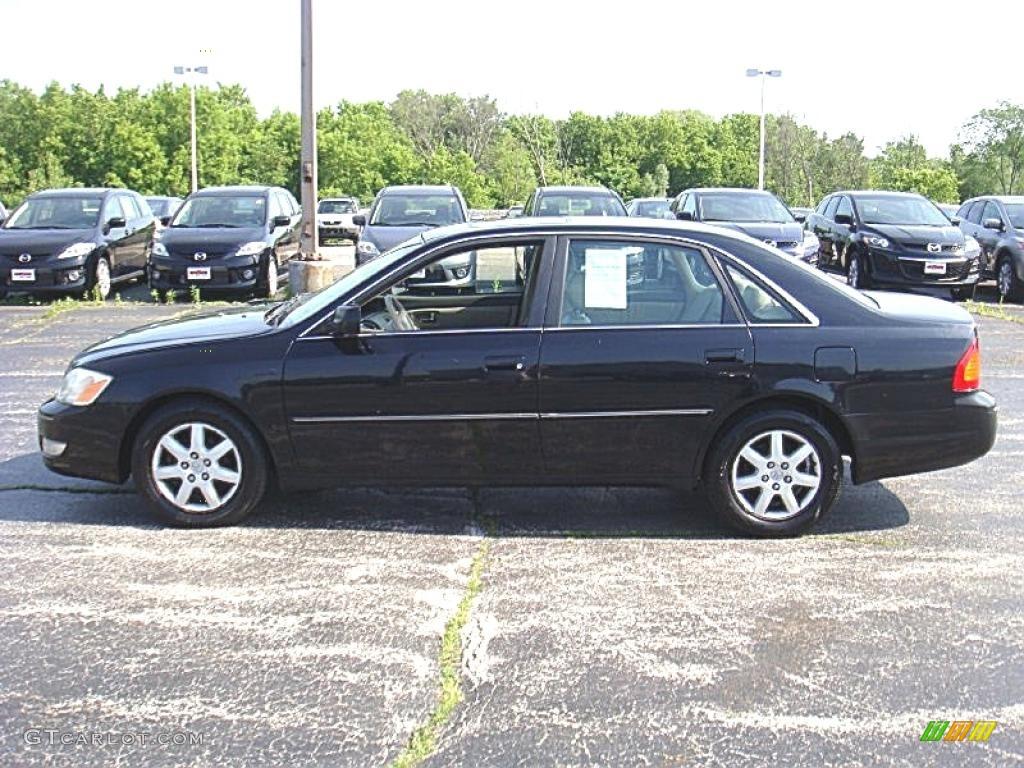 2000 black toyota avalon xls 30544371 gtcarlot com car color galleries gtcarlot com