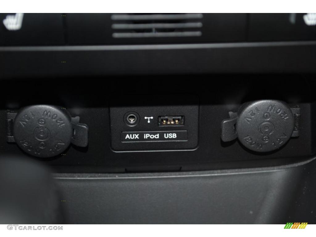 2011 Sorento EX AWD - Spicy Red / Beige photo #41