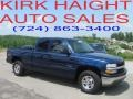 Indigo Blue Metallic 2002 Chevrolet Silverado 1500 Gallery