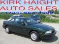 Medium Green Metallic 1995 Oldsmobile Achieva S Coupe