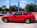 2007 Torch Red Ford Mustang GT Premium Coupe  photo #4