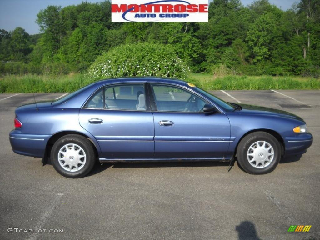 1999 midnight blue pearl buick century custom 30616975 gtcarlot com car color galleries gtcarlot com
