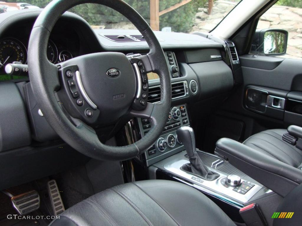 2008 Alaska White Land Rover Range Rover V8 Supercharged 30616980 Photo 13