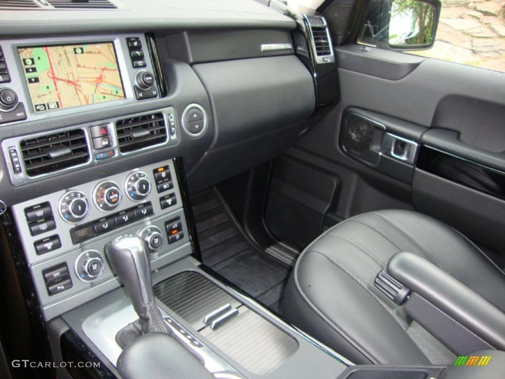 2008 Alaska White Land Rover Range Rover V8 Supercharged 30616980 Photo 18