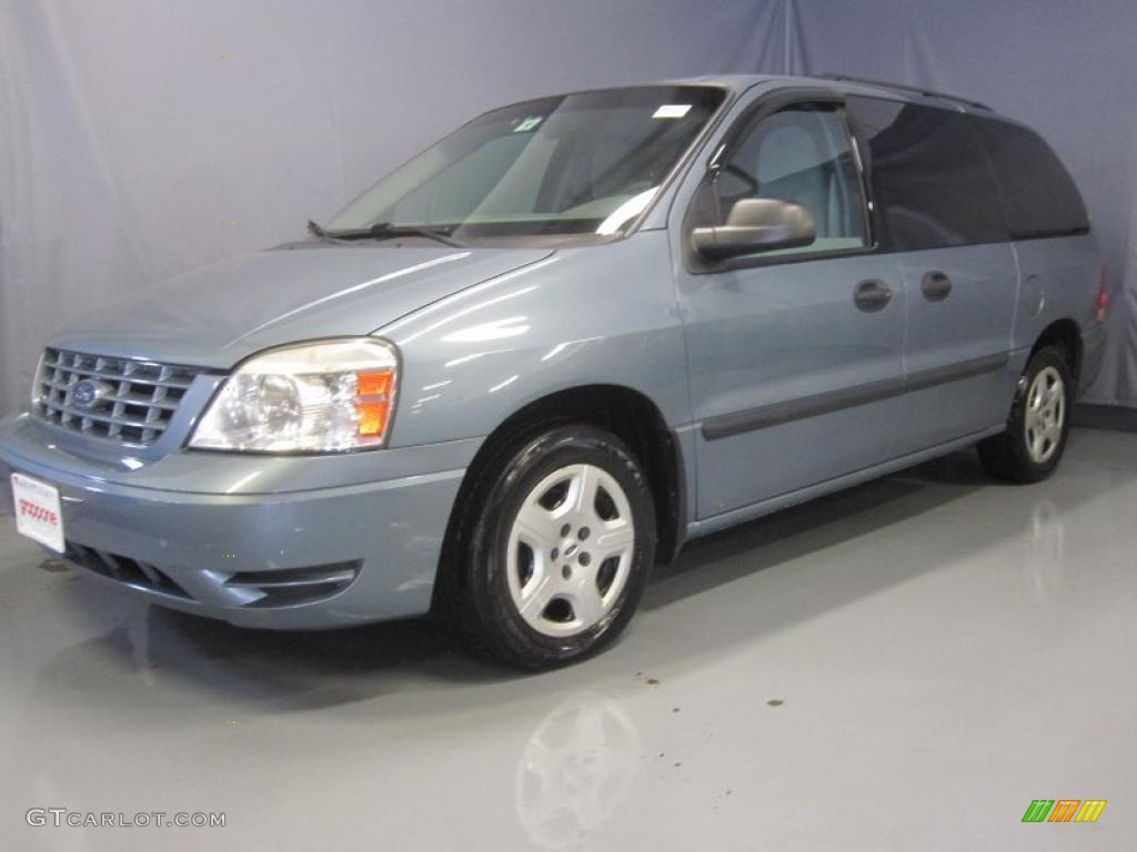Medium Steel Blue Metallic Ford Freestar