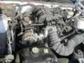 2007 Performance White Ford Mustang V6 Premium Convertible  photo #16
