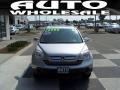 2009 Alabaster Silver Metallic Honda CR-V EX-L 4WD  photo #2