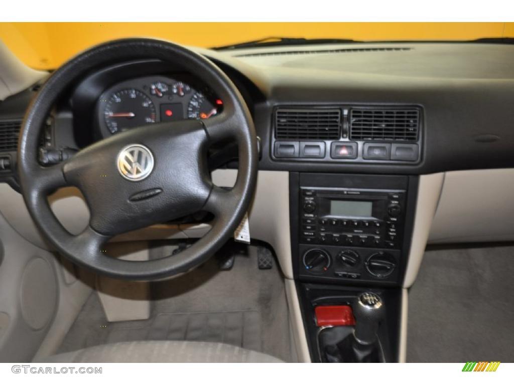 2004 mojave beige metallic volkswagen golf gl tdi 4 door 30616866 photo 7 car. Black Bedroom Furniture Sets. Home Design Ideas