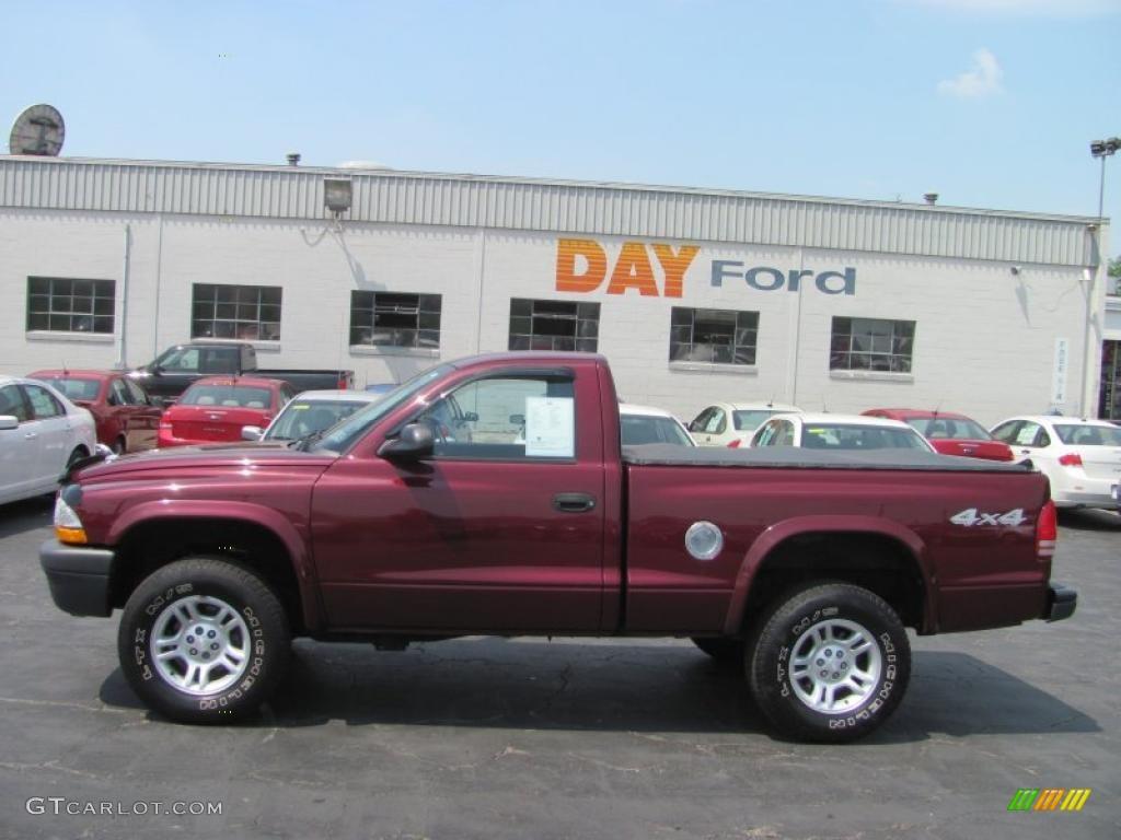 on 2002 Dodge Dakota Sxt Silver