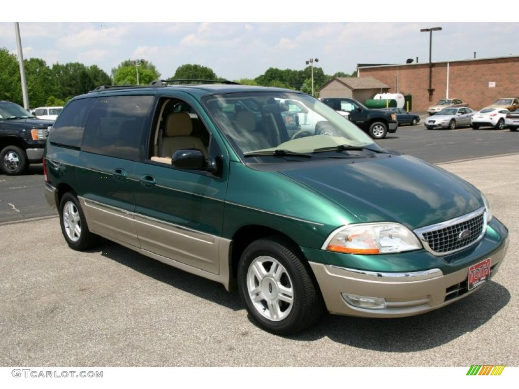 2003 tropic green metallic ford windstar sel 30722723 photo 21 car color. Black Bedroom Furniture Sets. Home Design Ideas