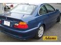Topaz Blue Metallic - 3 Series 323i Coupe Photo No. 4