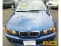 Topaz Blue Metallic - 3 Series 323i Coupe Photo No. 5