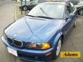Topaz Blue Metallic - 3 Series 323i Coupe Photo No. 27