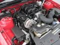 2007 Torch Red Ford Mustang V6 Premium Coupe  photo #9